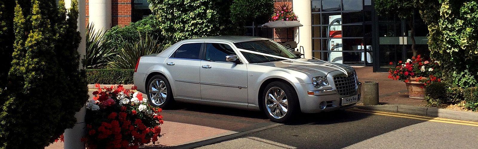 Limo-Style-Wedding-Car