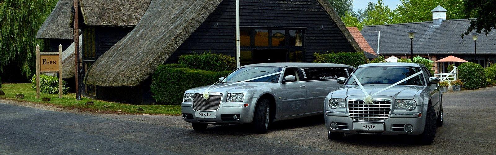 Matching Wedding Cars